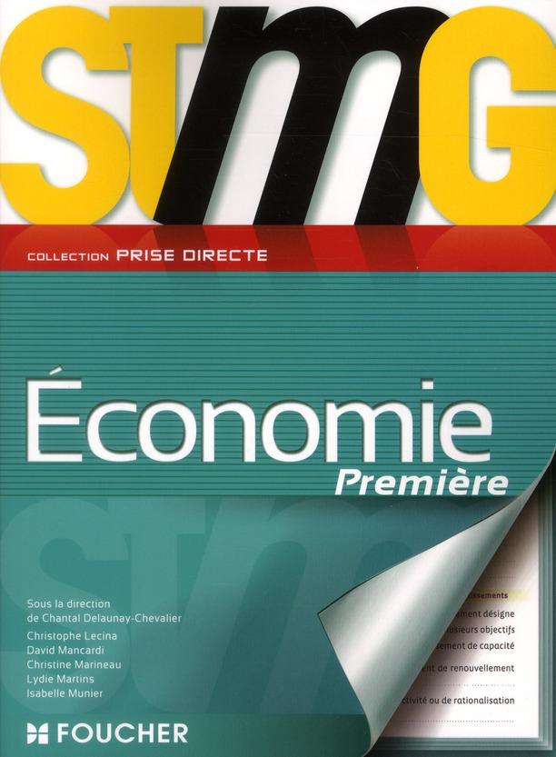 Prise Directe; Economie ; 1ere Stmg