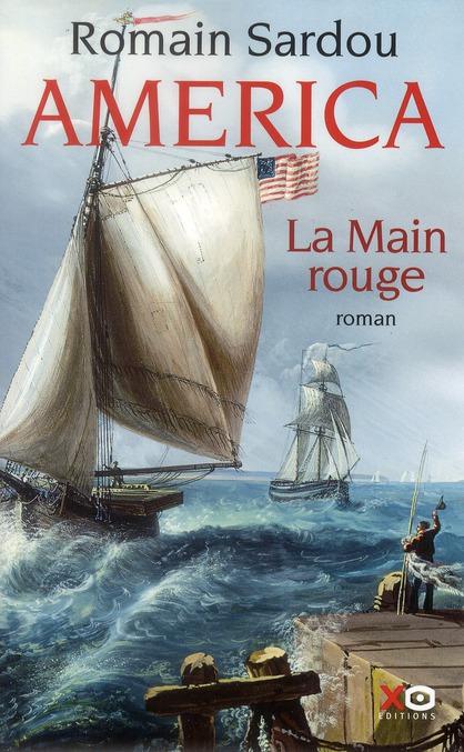 America T.2 ; La Main Rouge