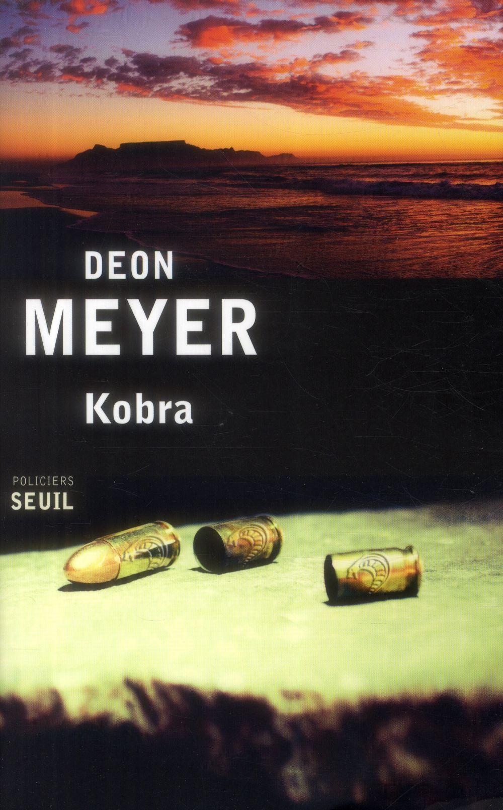 Kobra : roman / Deon Meyer   Meyer, Deon (1958-....)