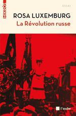 Couverture de La Révolution russe