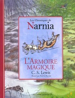 les chroniques de narnia ; l'armoire magique - Clive Staples Lewis