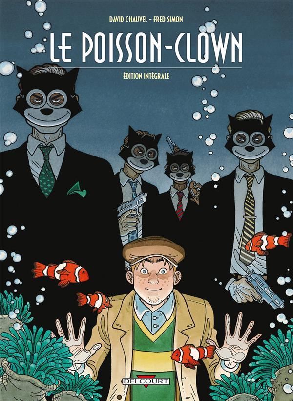 Le Poisson-Clown ; Integrale