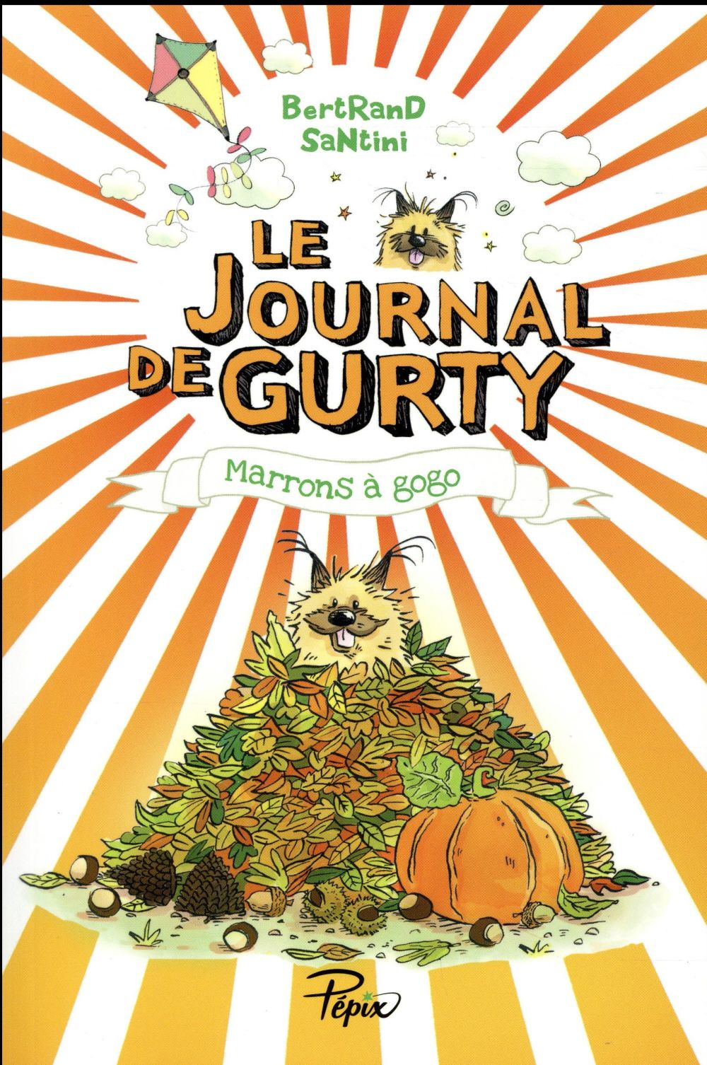 Le journal de gurty ; marrons à gogo