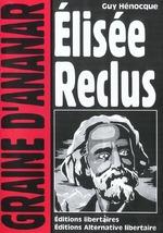 Couverture de Elisee Reclus
