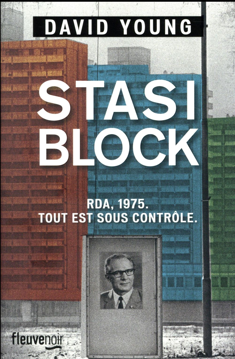 Stasi block | Young, David. Auteur