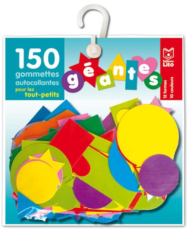 150 Gommettes Pour Decouvrir...; 150 Gommettes Geantes Autocollantes Avec Support