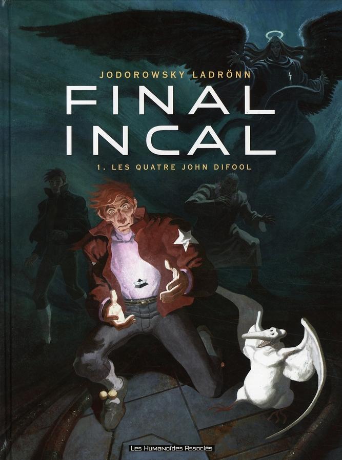 Final Incal T.1 ; Les Quatre John Difool