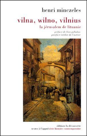 VILNA WILNO VILNIUS LA JERUSALEM DE LITUANIE*