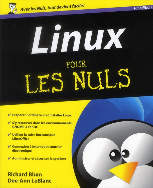 Linux Pour Les Nuls (10e Edition)