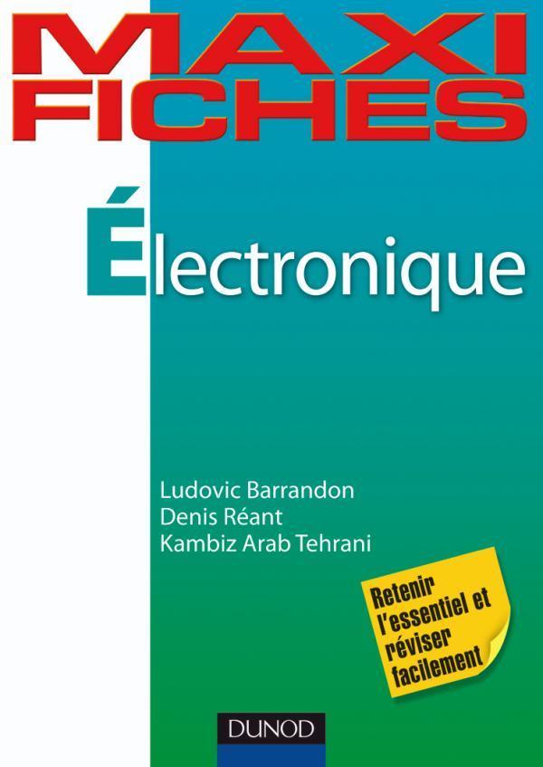 Electronique En 75 Fiches