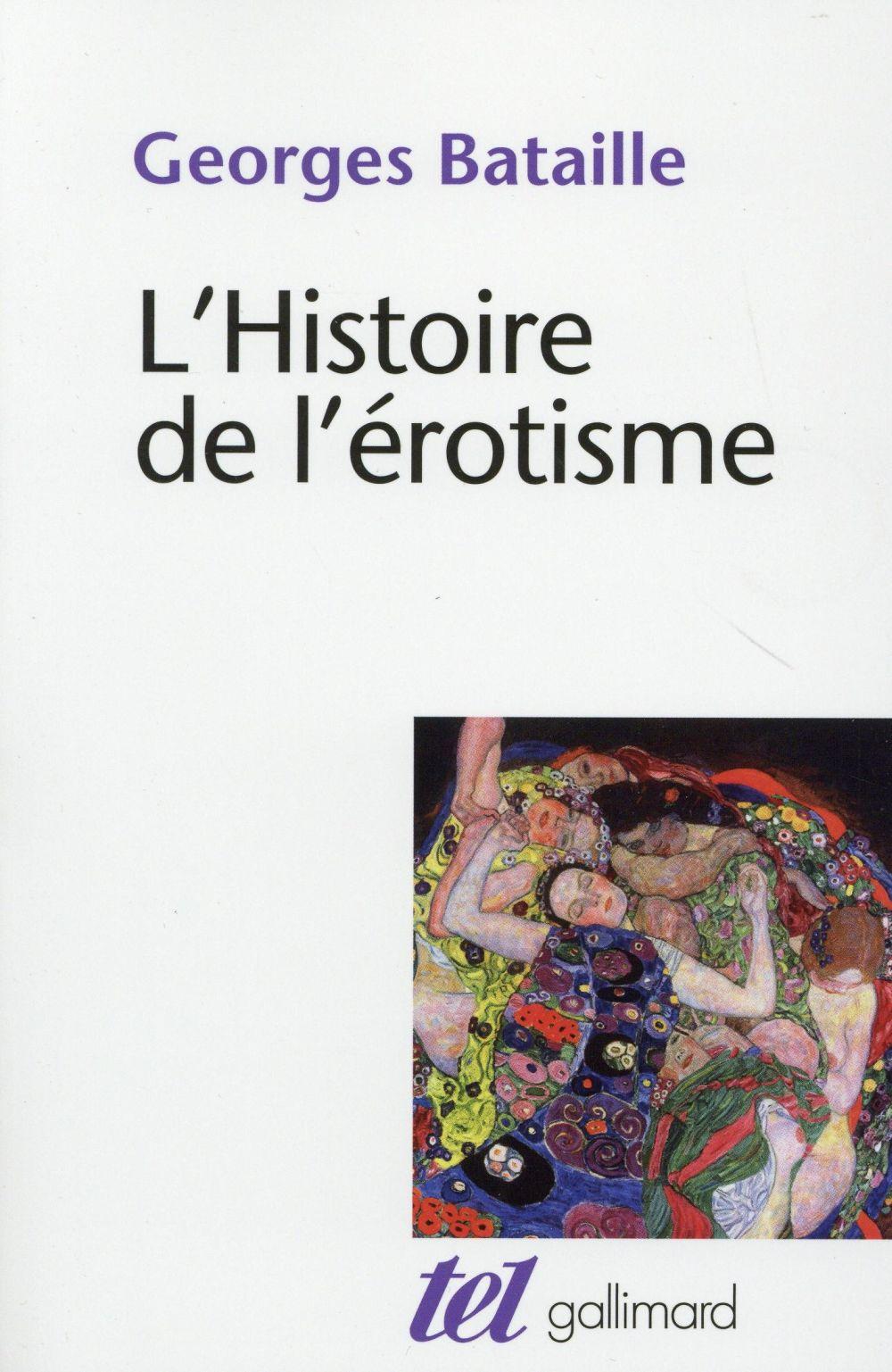 HISTOIRE DE L'EROTISME