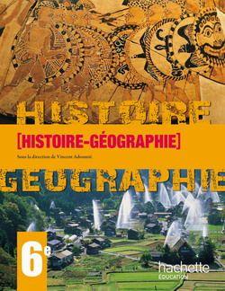 Histoire Geographie 6e En 1 Volume - Livre Eleve - Edition 2009