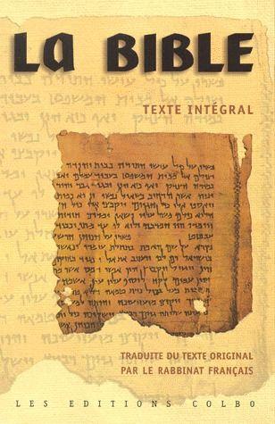 Bible Du Rabbinat (Format Poche)