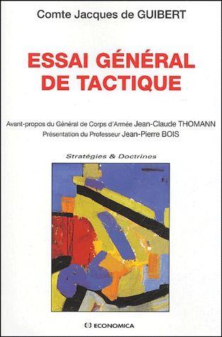 Essai General De Tactique