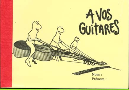 A Vos Guitares