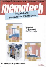 Memotech ; Installlation Sanitaires & Thermiques