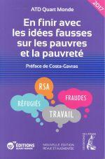 Couverture de En finir avec les idées fausses sur les pauvres et la pauvreté (3e édition)