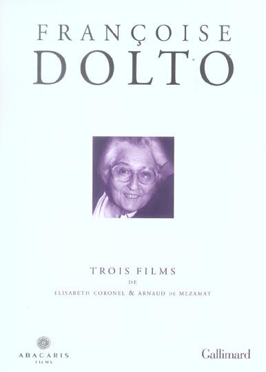 Francoise Dolto Dvd