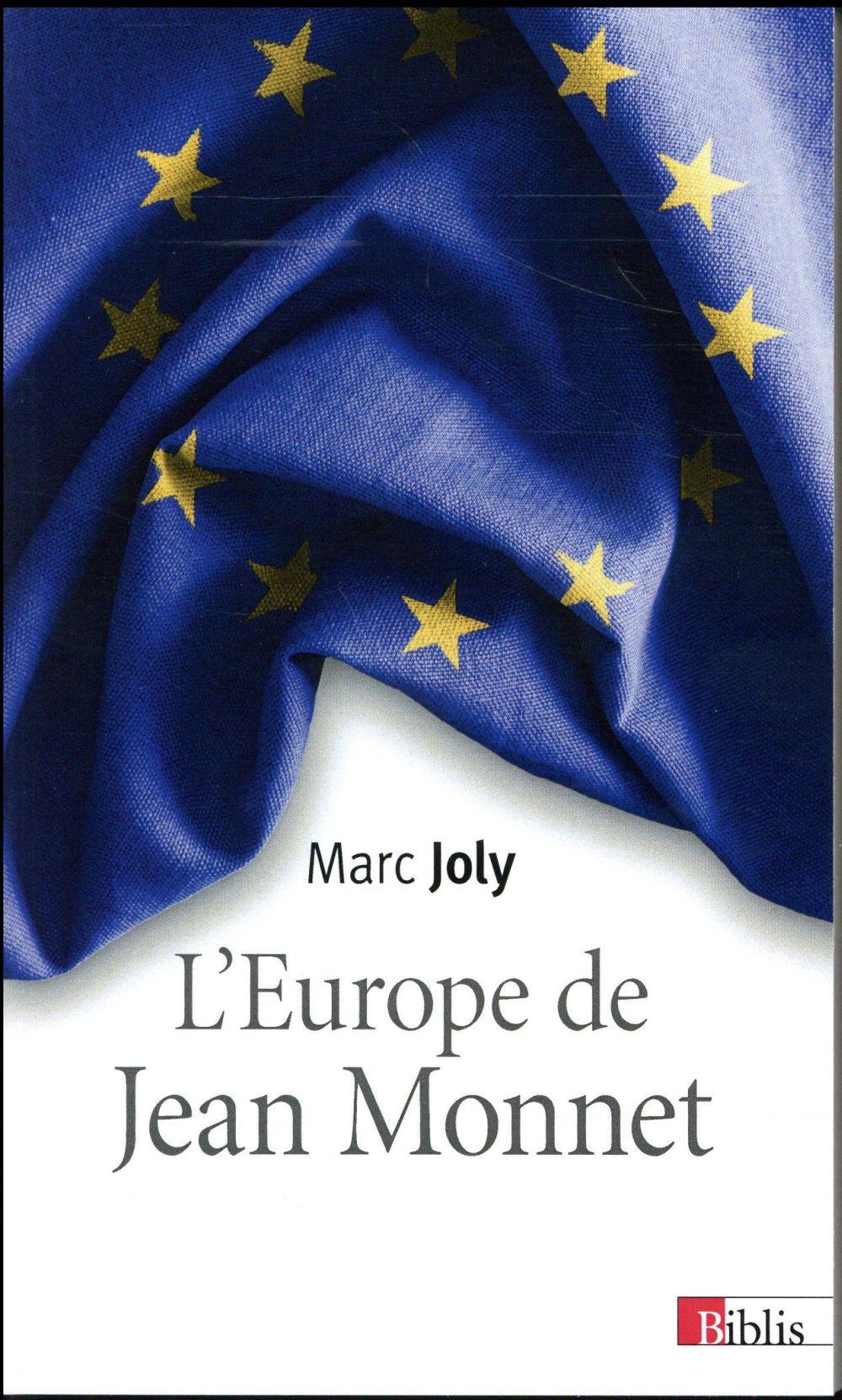 L'EUROPE DE JEAN MONNET