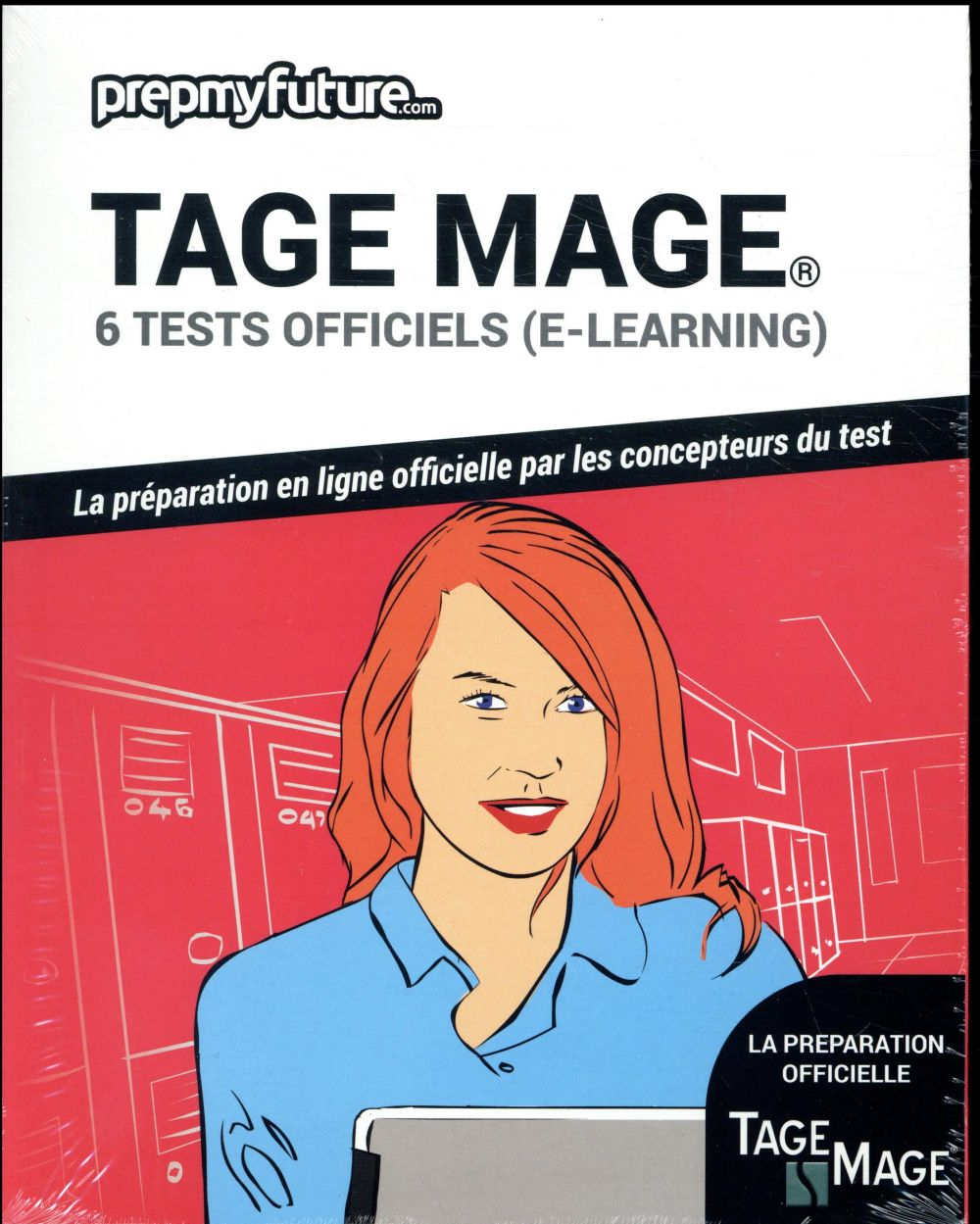 TAGE MAGE® ; 6 tests officiels (e-learning)