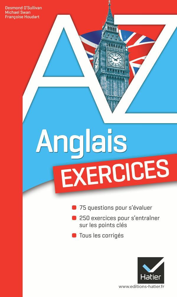 L'Anglais De A A Z ; Exercices