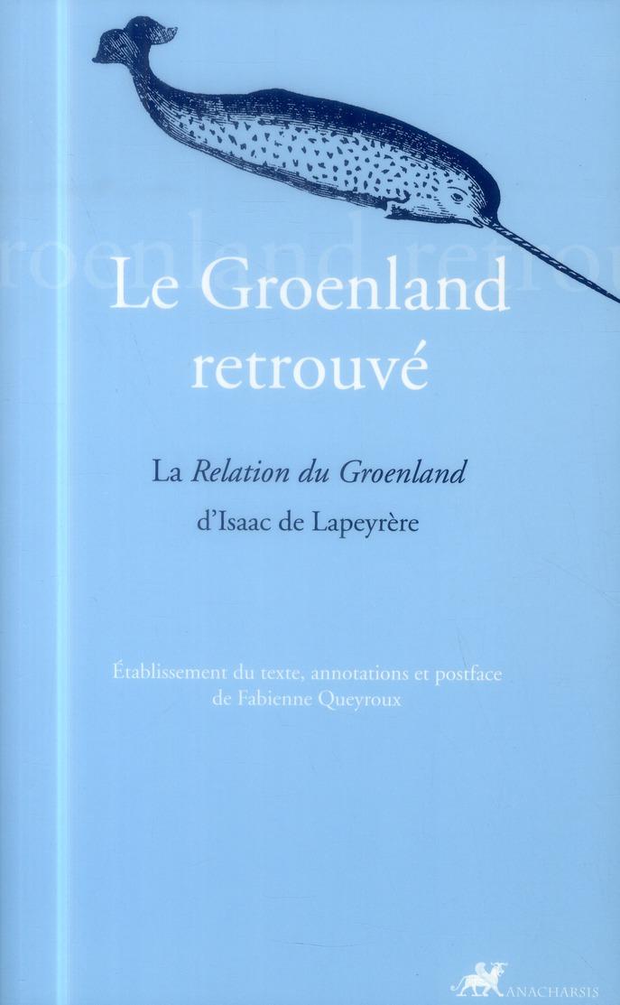 Le groenland retrouvé