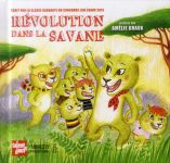Couverture de Révolution dans la savane