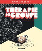 Couverture de Thérapie de groupe t1 : L'étoile qui danse