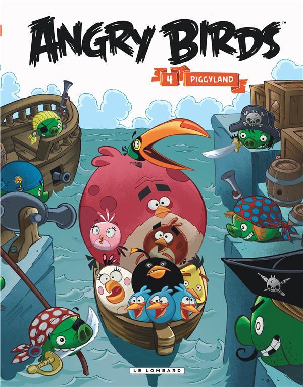 Angry Birds. 4, Piggyland / Collectif | Collectif.