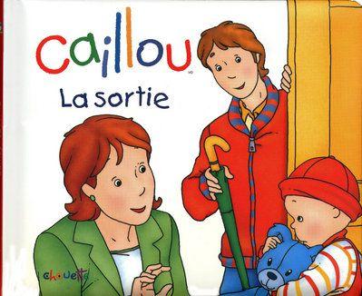 Caillou Decouvre; La Sortie