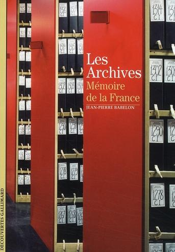 Les Archives(Memoire De La France)