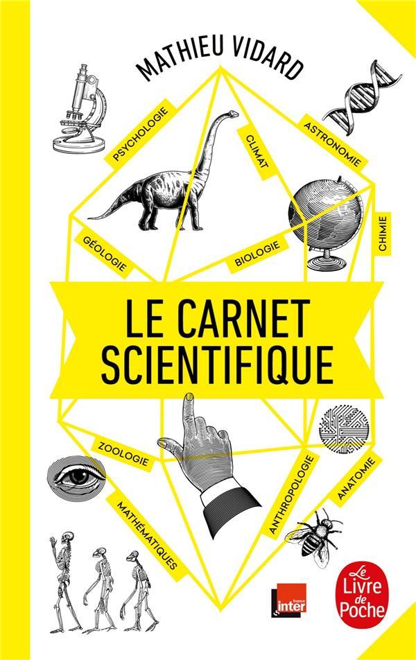 Le carnet scientifique