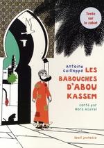 Couverture de Les babouches d'abou kassem