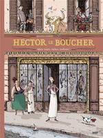 Couverture de Hector le Boucher