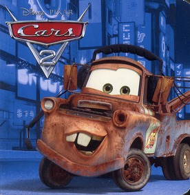 Cars 2 ; Mon P'Tit Cube