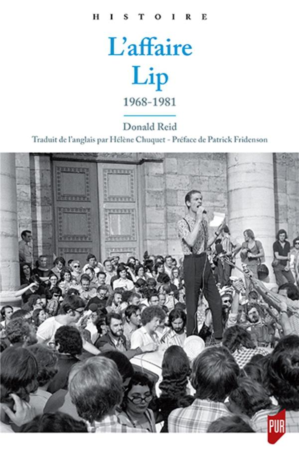 L'AFFAIRE LIP (1968-1981)