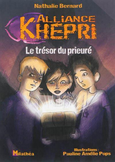 trésor du prieuré (Le) | Bernard, Nathalie. Auteur
