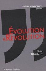 Couverture de Évolution et révolution