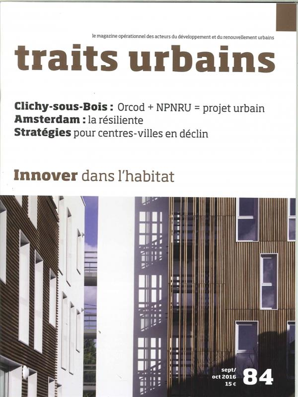 Traits urbains 84