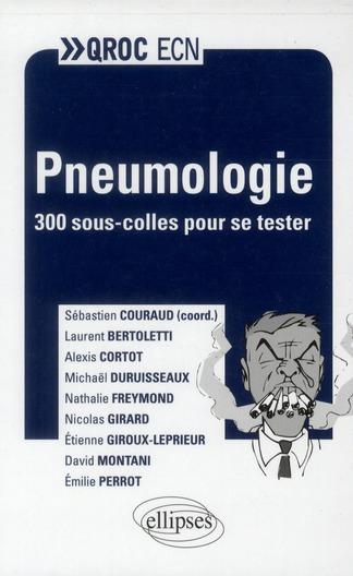 Qroc Ecn Pneumologie
