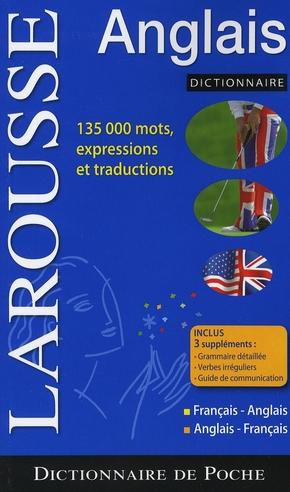 Dictionnaire De Poche Francais-Anglais / Anglais-Francais (Edition 2008)