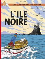 Aventures de Tintin (Les) [Bande dessinée] [Série] (t. 07) : île noire (L')