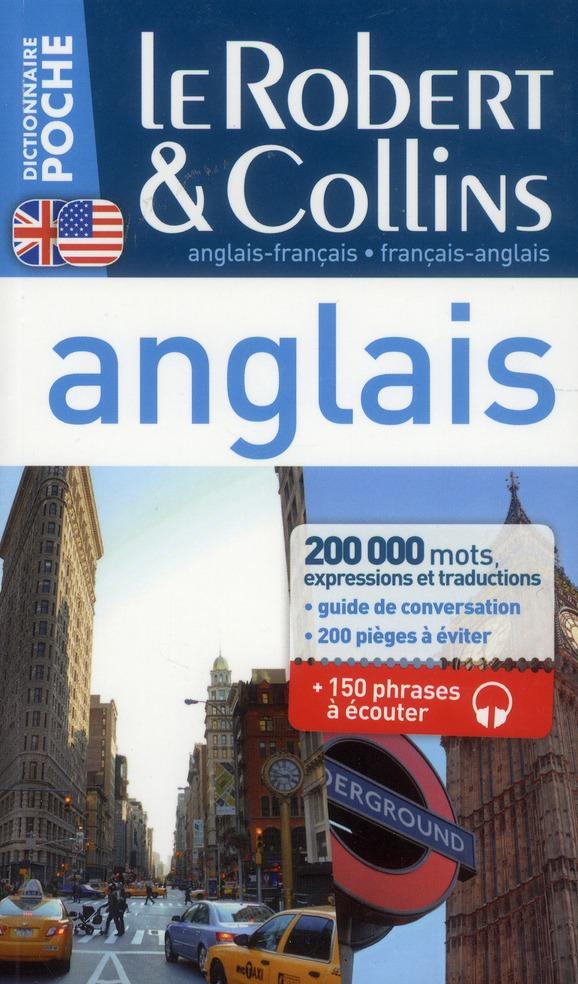 Le Robert & Collins ; Poche; Anglais-Francais ; Francais-Anglais