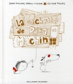 Couverture de La cachette de Rita et Machin