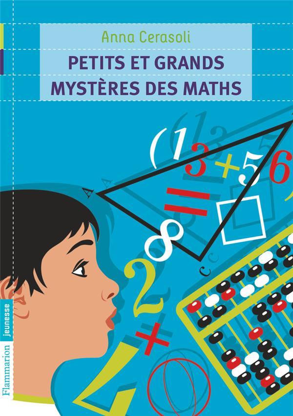 Petits Et Grands Mysteres Des Maths