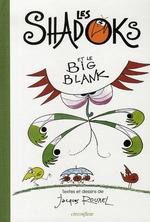 Couverture de Les Shadoks et le big blank
