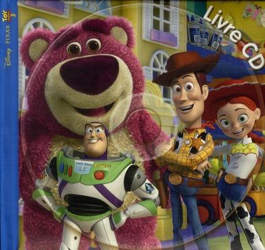 Toy Story 3 ; Mon Petit Livre-Cd