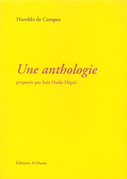UNE ANTHOLOGIE