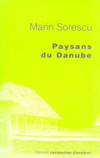 PAYSANS DU DANUBE