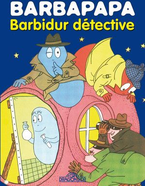 Barbidur Detective